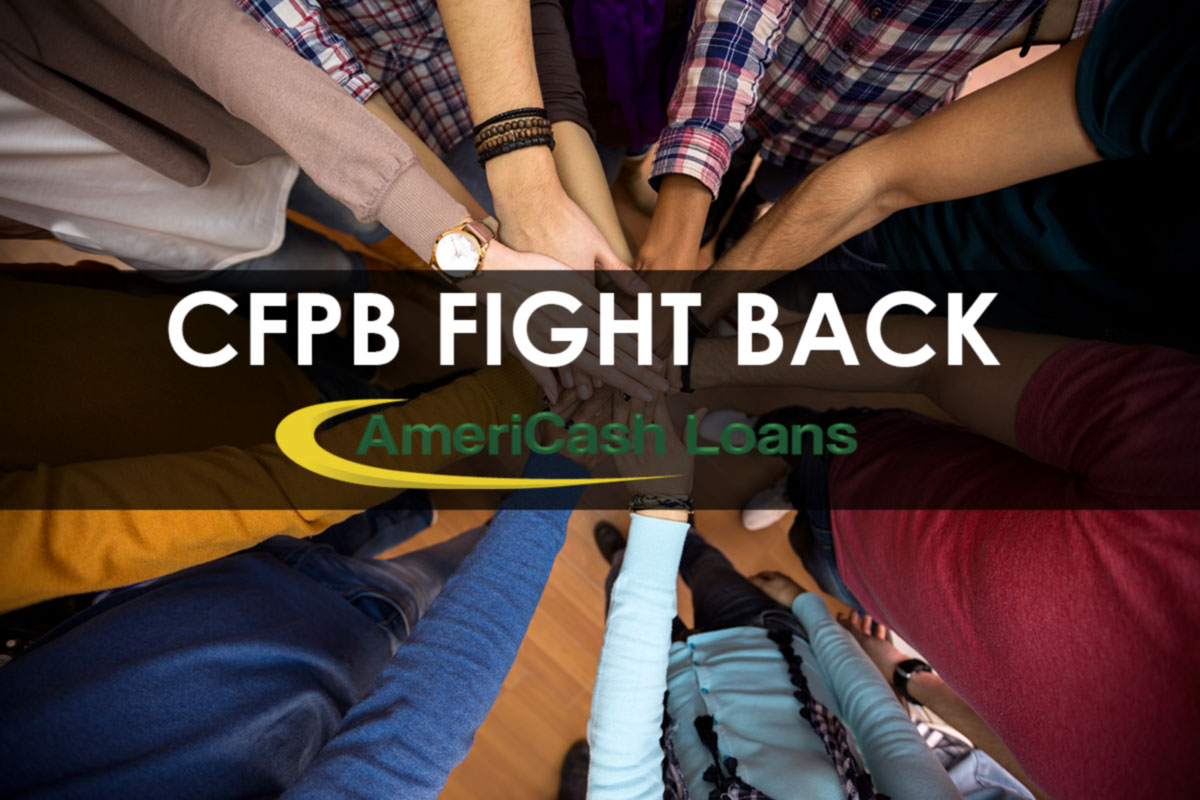 CFPB Fight Back