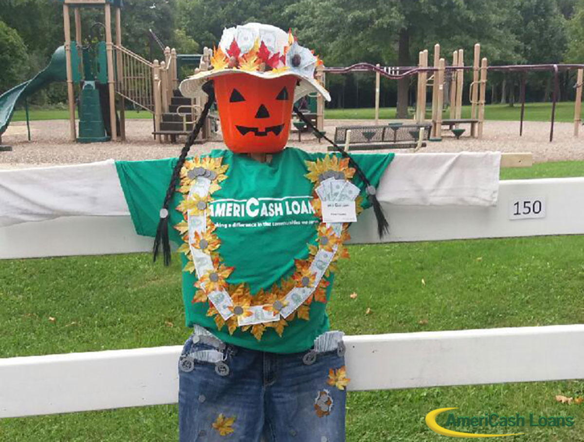 Penny the Scarecrow