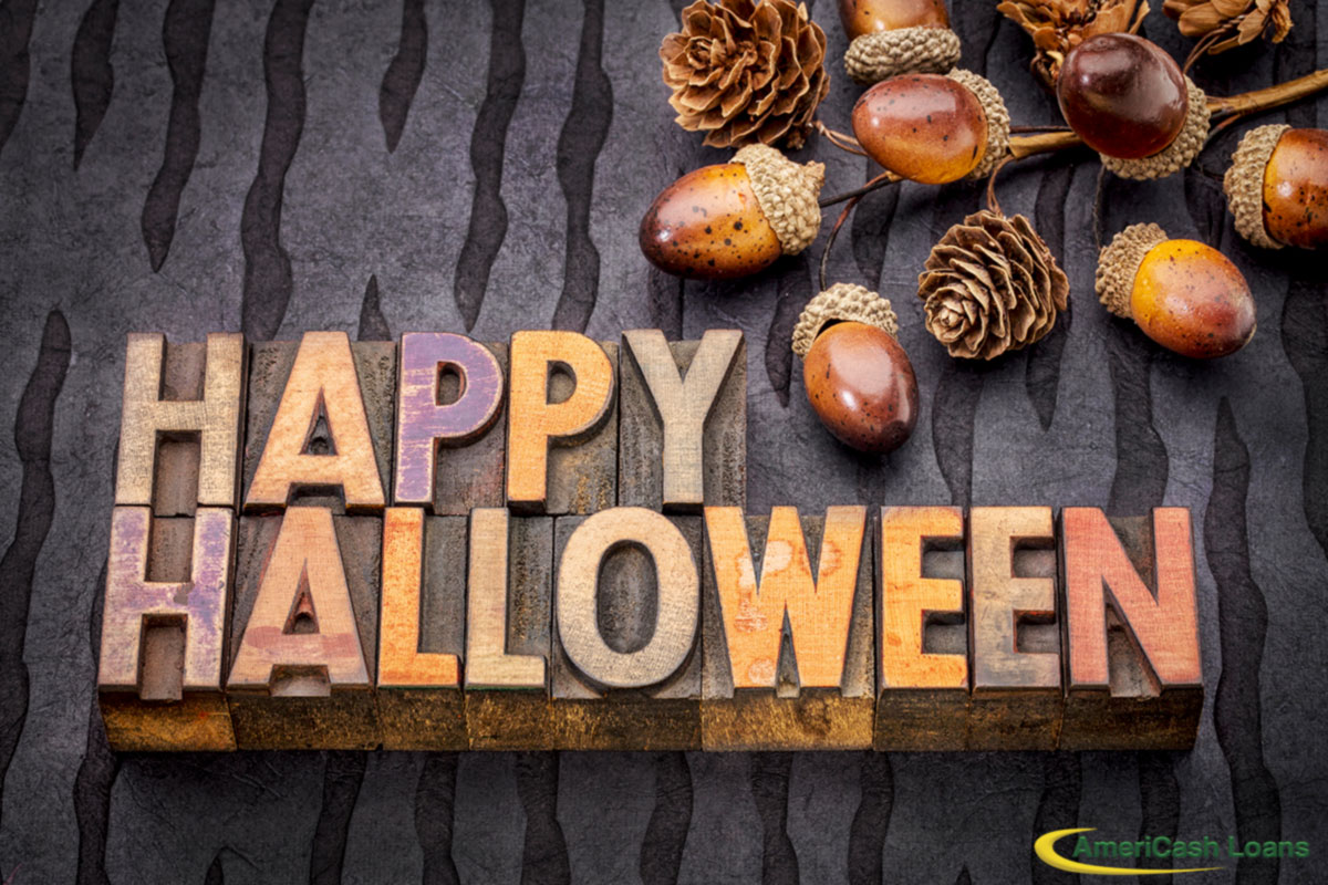 Happy Halloween From AmeriCash Loans
